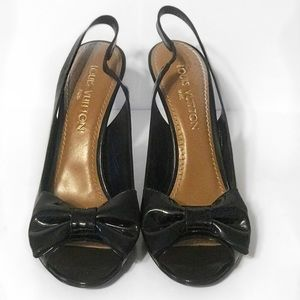 Louis Vuitton Slingback Heels